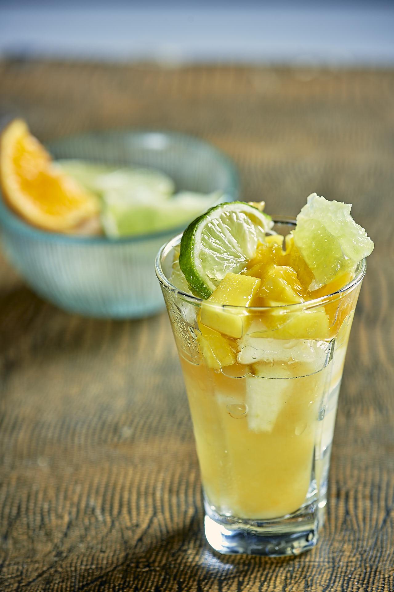 cocktail fraîcheur